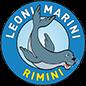 Leoni marini a Rimini